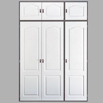 Amurar puerta corrediza