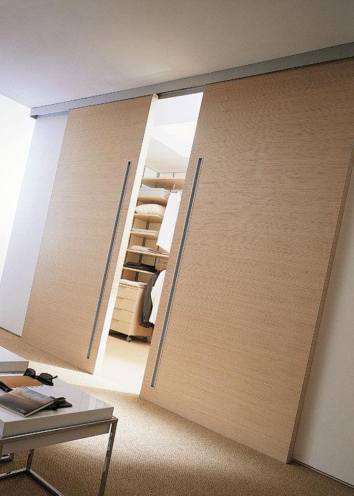 Aberturas mitre puertas de interior corrediza paralela - Puertas de piso a techo ...