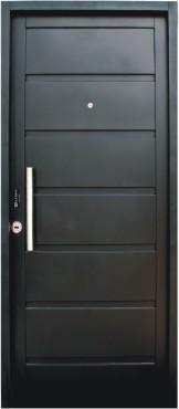 Aberturas de chapa simple share the knownledge for Puertas metalicas exterior