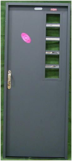 Aberturas mitre puertas de exterior chapa metalicas for Puertas dobles para exterior